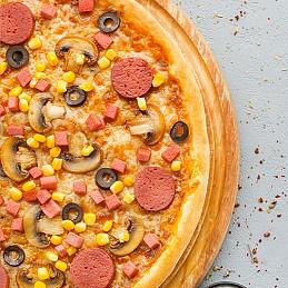 Qarışıq Pizza