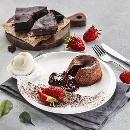 Десерт Вулкан