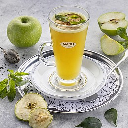 Apple Mu Tea