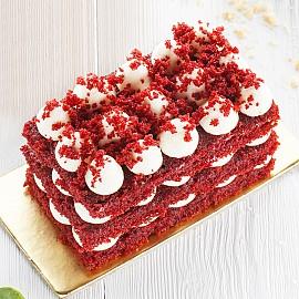 Qırmızı Məxmər Tortu