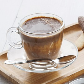Salep with Espresso