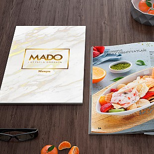 MADO Restaurants Chain presents a new menu